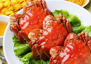 得了白癜风能吃螃蟹吗